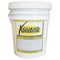 X-Guard Polished Concrete Guard