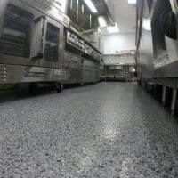 Commercial Kitchen Floor Coating