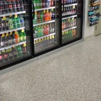 One Day Install Commercial Floor Coating