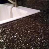 Clear Hybrid XT Counter Top Installation