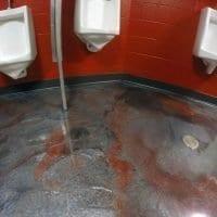 One Day Platinum Bathroom Flooring