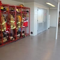 West Michigan Quartz Broadcast System - Fire Station