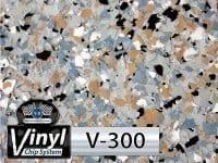 V-300 - Vinyl Chip System