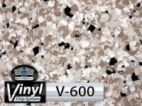 V-600 - Vinyl Chip System