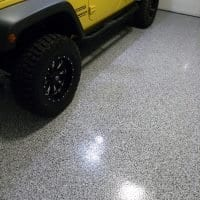 Hybrid XT One Day Install Vinyl Chip System