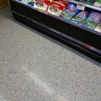 Commercial Floor Coating Installation