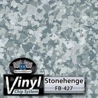 FB-427 Stonehenge Vinyl Chip Blend