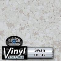 Swan FB-612 Vinyl Chip Blend