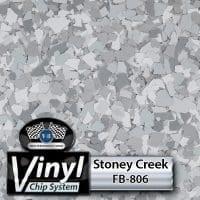 Stoney Creek FB-806 Vinyl Chip Blend