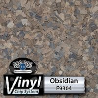 Obsidian F9304 Stone Series Chip Blend
