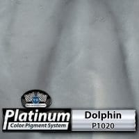 Dolphin P1020 Platinum Color Pigment