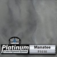 Manatee P1030 Platinum Color Pigment