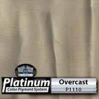 Overcast P1110 Platinum Color Pigment