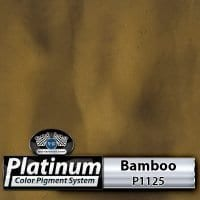 Bamboo P1125 Platinum Color Pigment