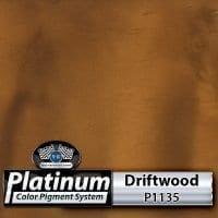 Driftwood P1135 Platinum Color Pigment