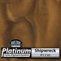 Shipwreck P1150 Platinum Color Pigment