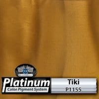 Tiki P1155 Platinum Color Pigment