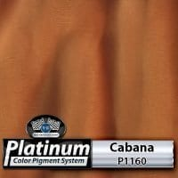 Cabana P1160 Platinum Color Pigment