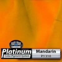 Mandarin P1310 Platinum Color Pigment
