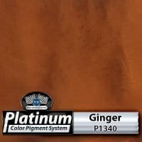 Ginger P1340 Platinum Color Pigment