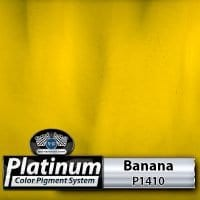 Banana P1410 Platinum Color Pigment