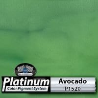 Avacado P1520 Platinum Color Pigment