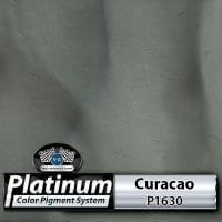Curacao P1630 Platinum Color Pigment