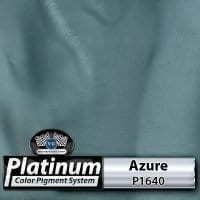 Azure P1640 Platinum Color Pigment