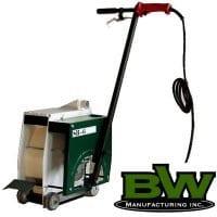 BW Manufacturing SB-6 Shotblaster Sales