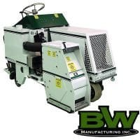 BW Manufacturing SCB-1200 ride on shotblaster sales