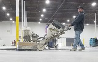 Grand Rapids Diamond Grinding Surface Preparation