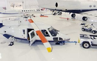 Grand Rapids Airplane Hangar Coating Contractor