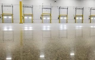 Beautiful & Durable Concrete Polishing