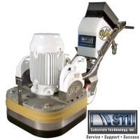 Substrate Technology Inc. 3030 Diamond Grinder / Concrete Polishing Machine