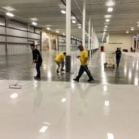 West Michigan Industrial Epoxy Flooring