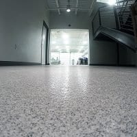 Grand Rapids Quartz Epoxy Floor Coating