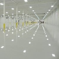 Zeeland Industrial Epoxy Coating Installation