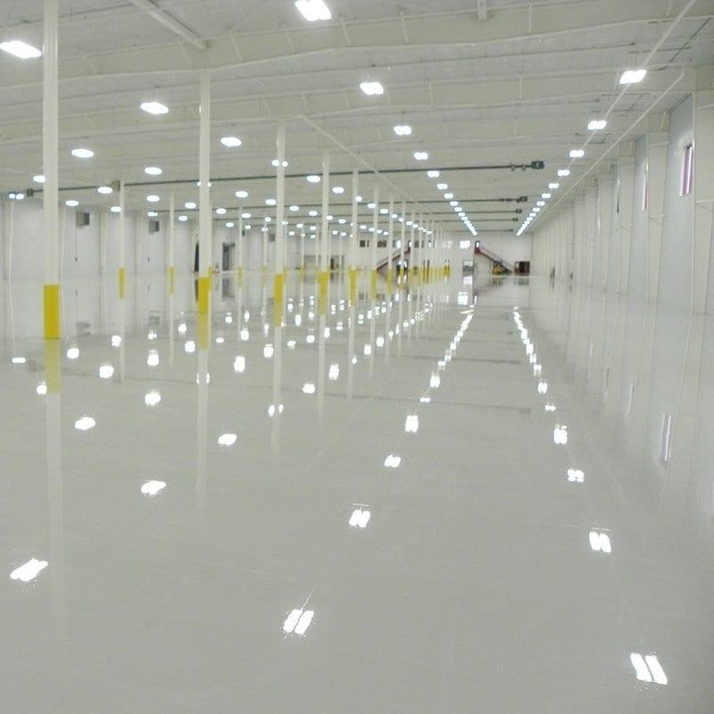 Zeeland Industrial Epoxy Coating Installation