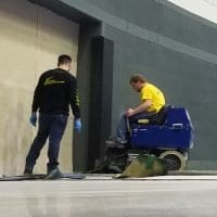 Removal and surface preparation contractor