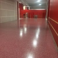 Grand Rapids Commercial Floor Coating