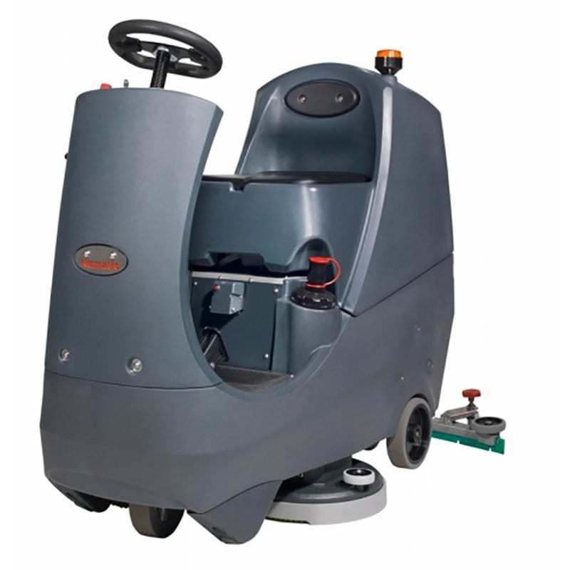 Ride on floor scrubber sales