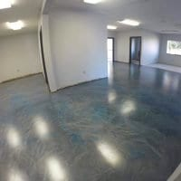 Decorative Commercial Floor Coating