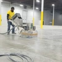 Prep/Master 3030 concrete polishing