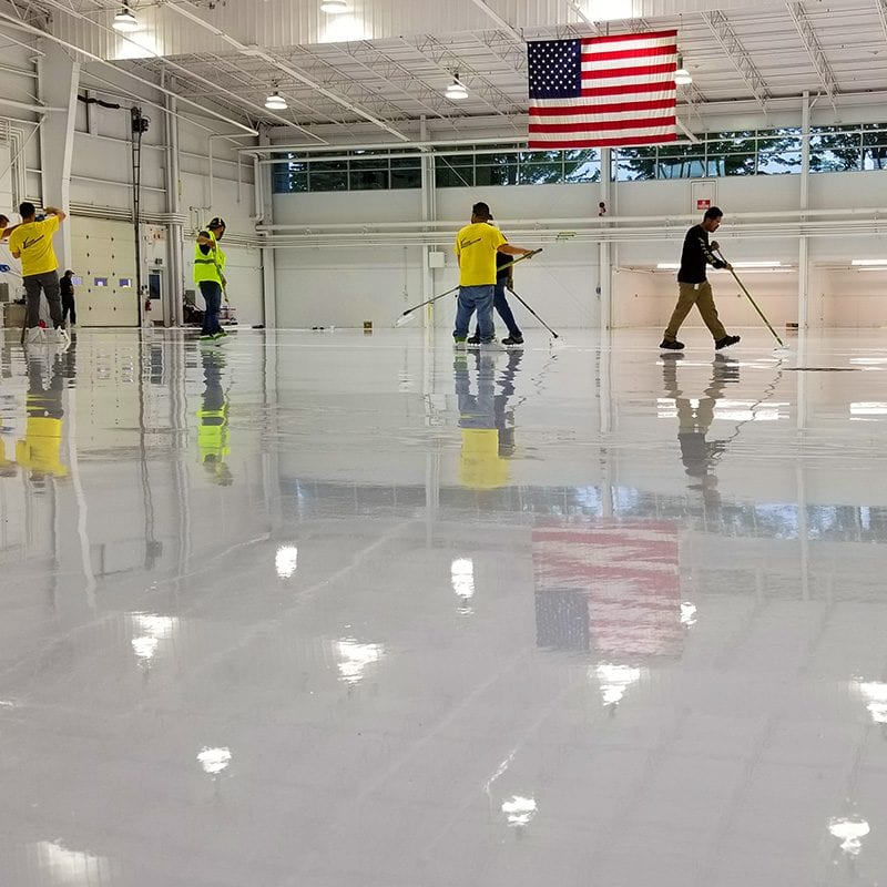 Floor Coating Installers