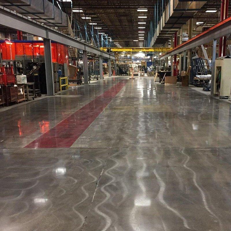 Polishing - Xtreme Engineered Floor Systems