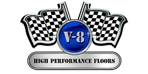 V-8 High Performance Floor Coatings