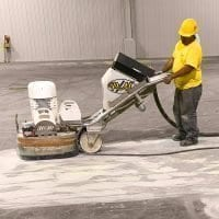 Concrete Preparation and Diamond Grinding