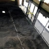 Decorative Metallic Epoxy Flooring Grand Rapids