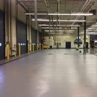 Textured Industrial Floor Coating