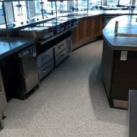 West Michigan floor coating contractor